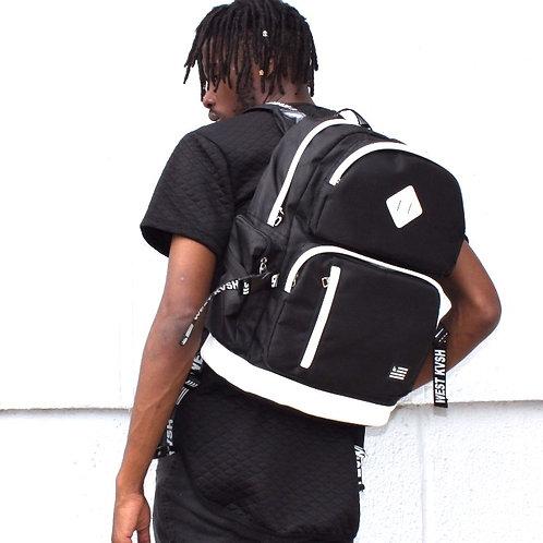 West Kvsh Hooded Backpack