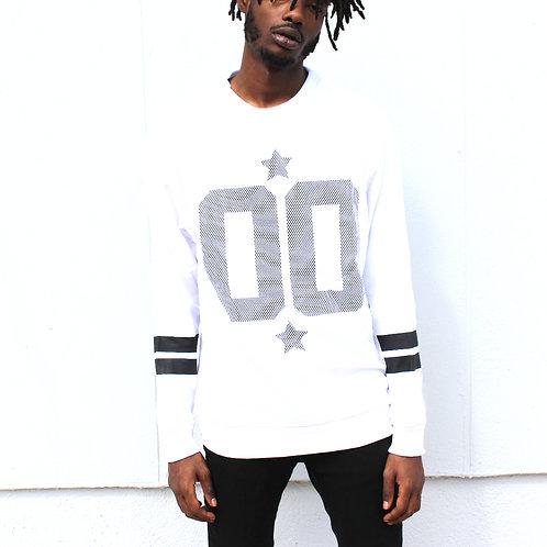 BM Mesh Detail Sweatshirt