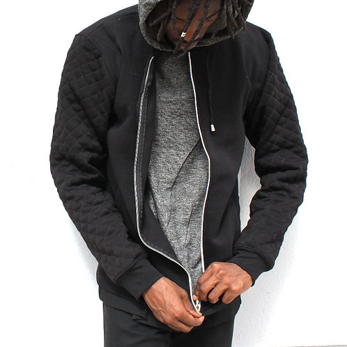 Brooklyn Xpress Quilted Fleece Jacket