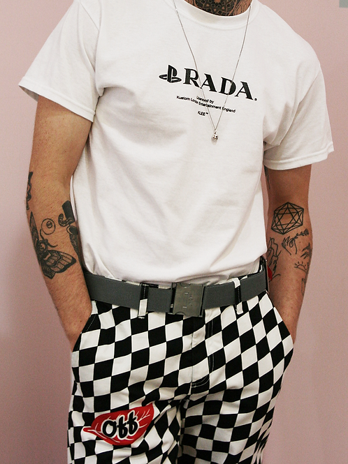 Kustom London Prada Station Tee