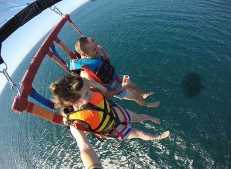 Top 10 Parasailing Tips for First Times