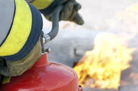 Uso y Manejo de Extintores