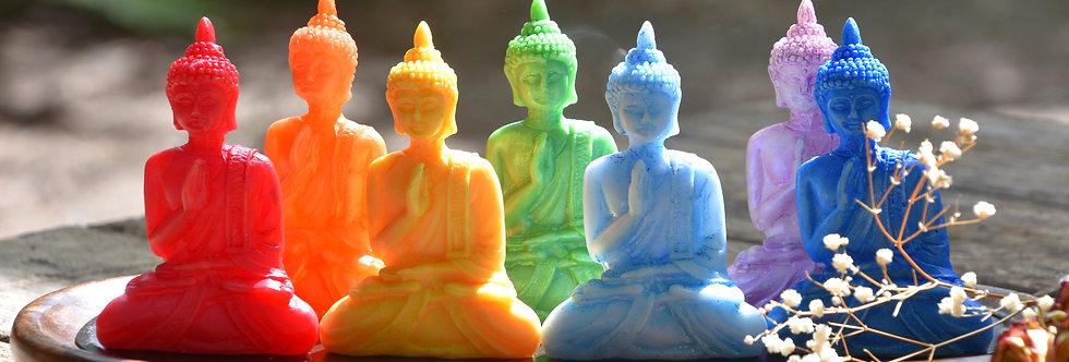 CHAKRA-BUDDHA IN LOTUS SOAPS