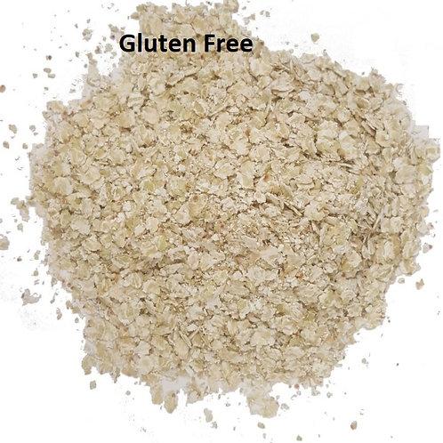 Organic Gluten Free Buckwheat flakes -1kg