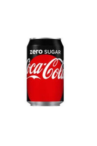 Coke Zero x 12 cans 330ml