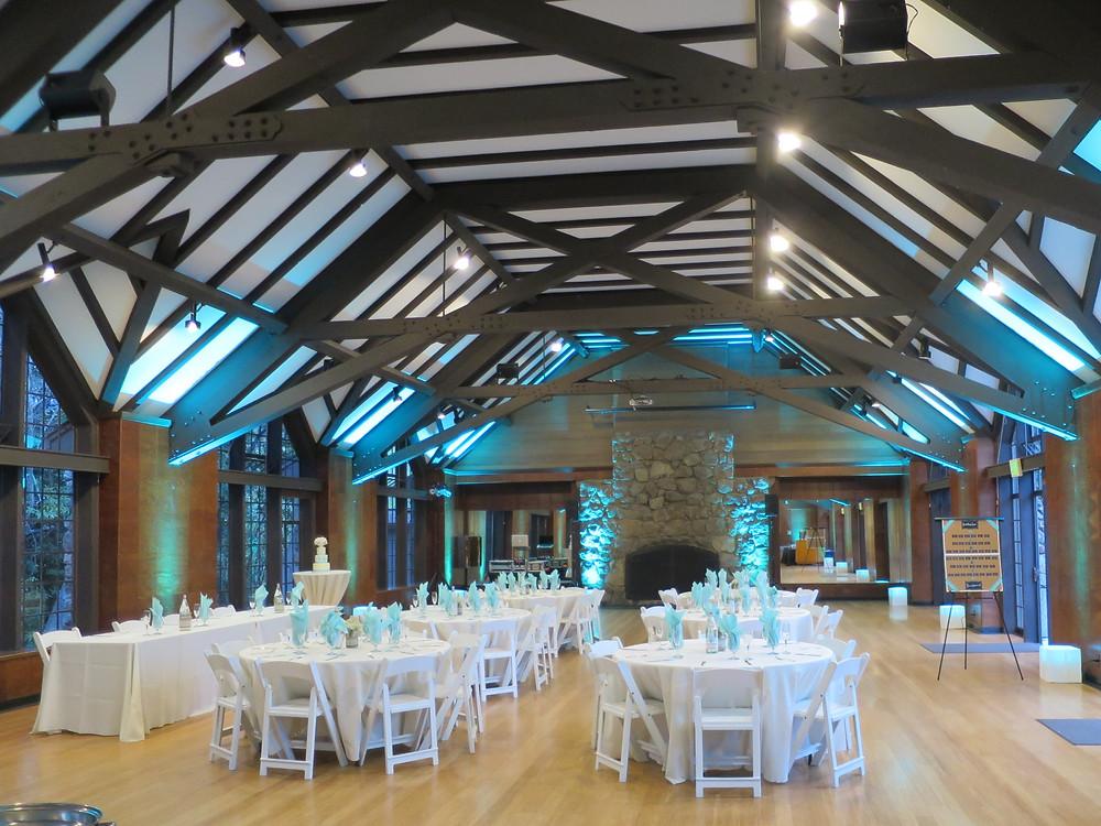 Tilden Park Berkeley wedding at the Brazilian Room