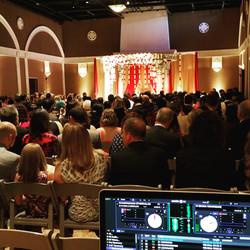 Casa Real Indian Wedding DJ