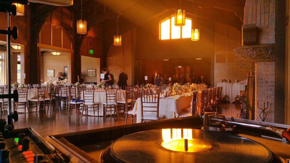 Meadow Club Wedding DJ