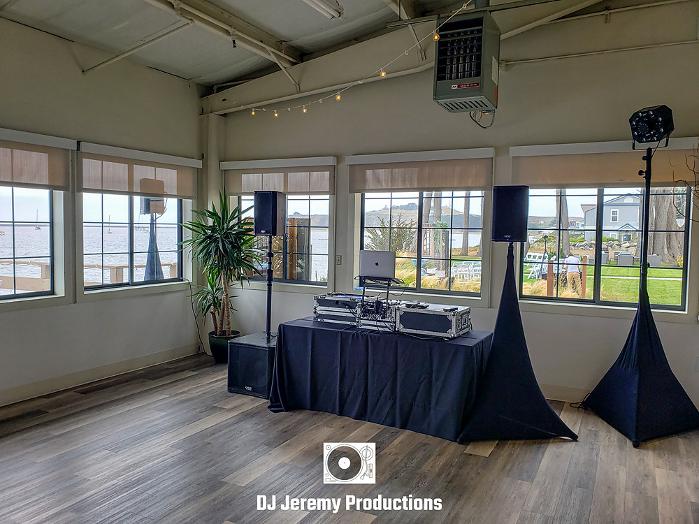 Mavericks House wedding DJ