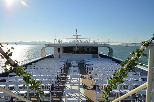 Commodore Cruise Wedding photo