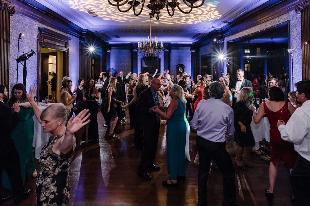 University Club San Francisco wedding pricing
