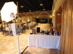 Casa Real wedding photobooth - DJ Jeremy