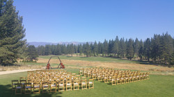 Gray's Crossing Wedding Ceremony Truckee