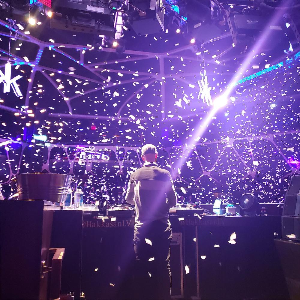 Las Vegas DJ for corporate event