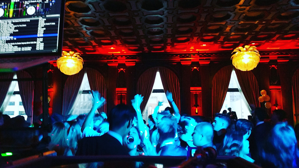 Julia Morgan Ballroom San Francisco DJ