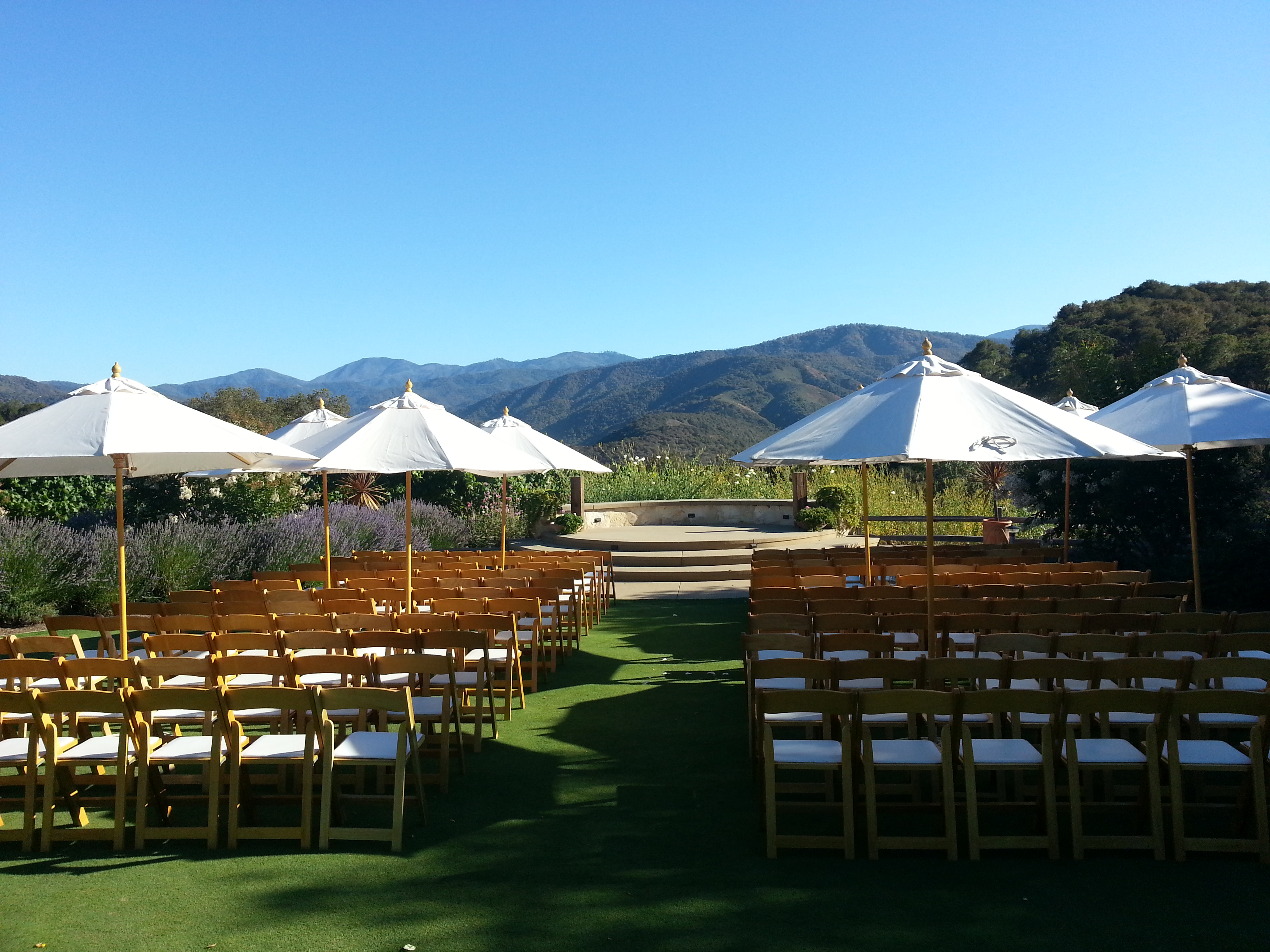 Holman Ranch Wedding photo
