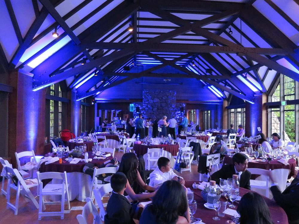 Brazilian Room Berkeley wedding DJ