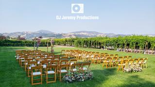 Trentadue Wedding DJ   Sonoma Wedding DJ