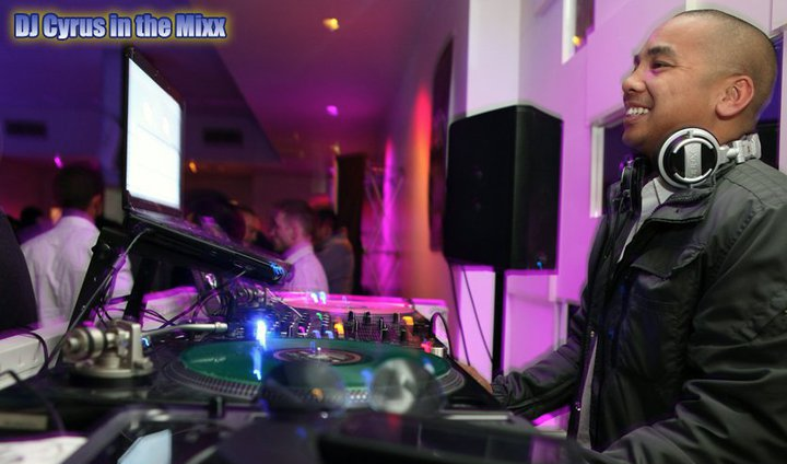 DJ Cyrus @ Fluid SF