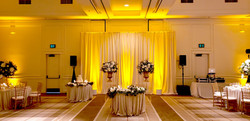 Napa DJ Silverado Wedding Lighting