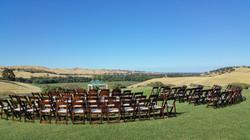 Taber Ranch Wedding Ceremony