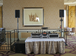 Fairmont Hotel Crown Room Wedding DJ