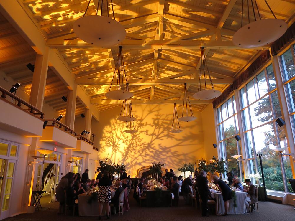 Golden Gate Club Lighting Design Gobo