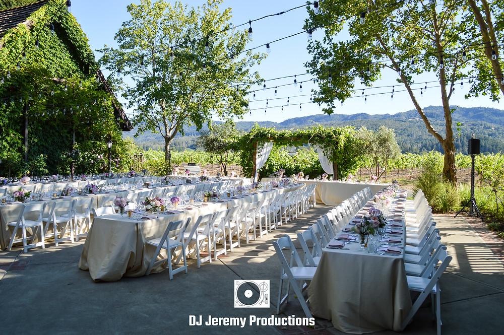 Harvest Inn wedding photos