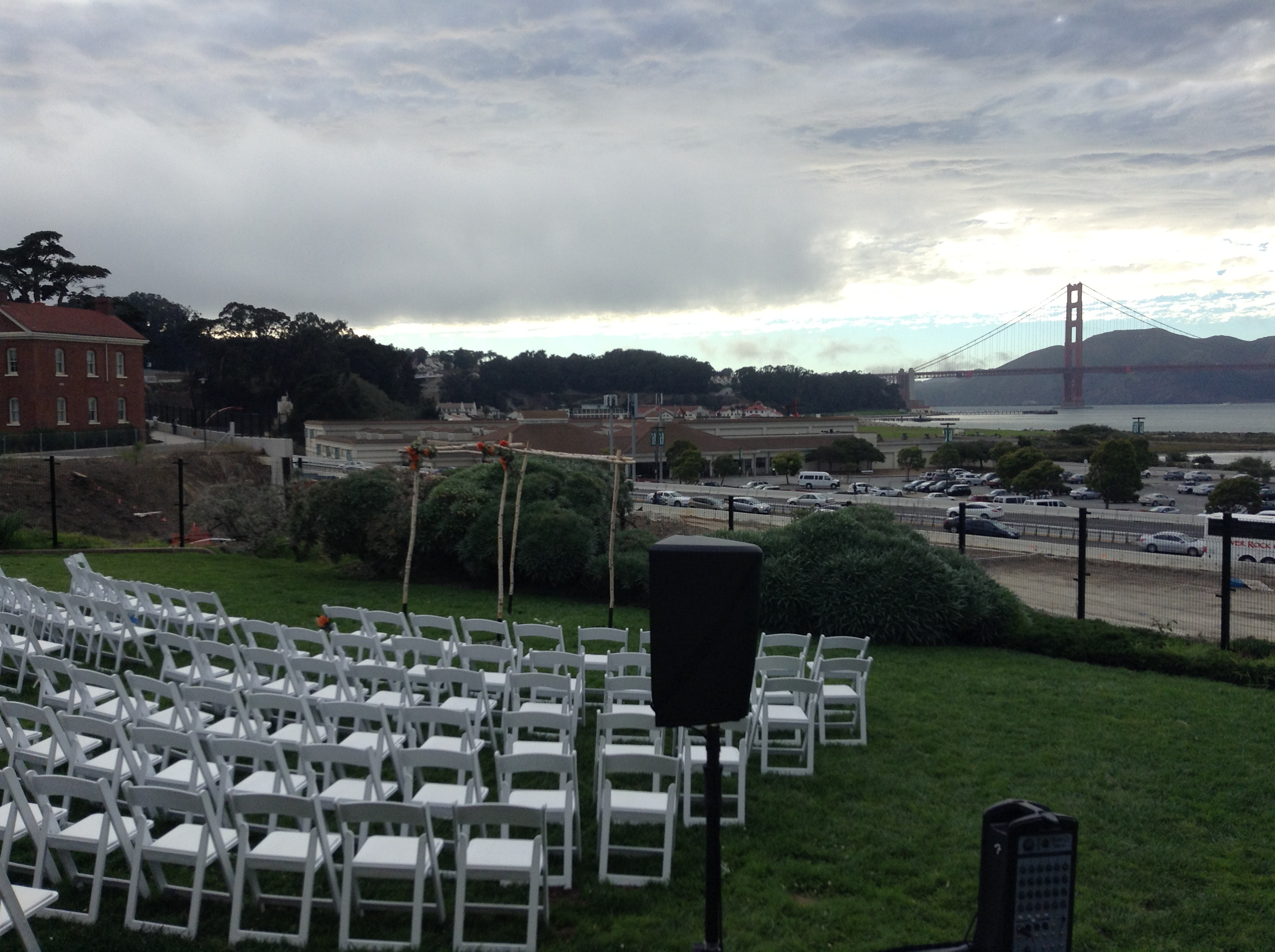 San Francisco wedding dj