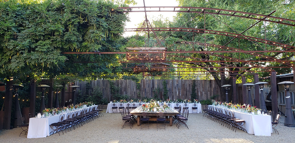 Barndiva Healdsburg Wedding DJ