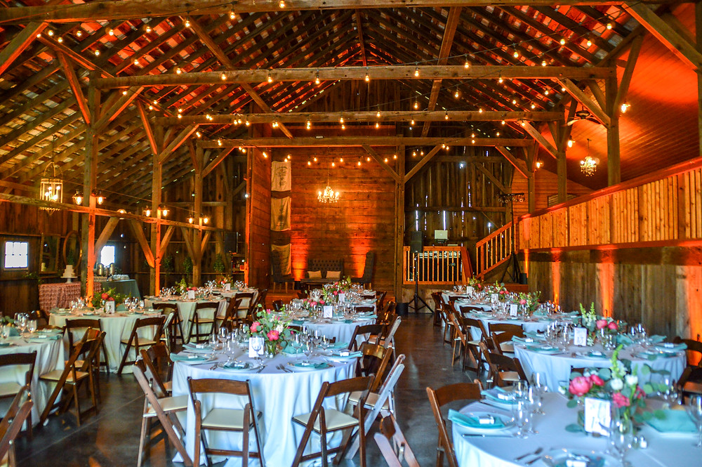 Olympia's Valley Estate wedding pricing