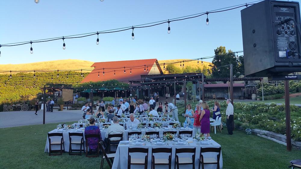 Taber Ranch wedding photo