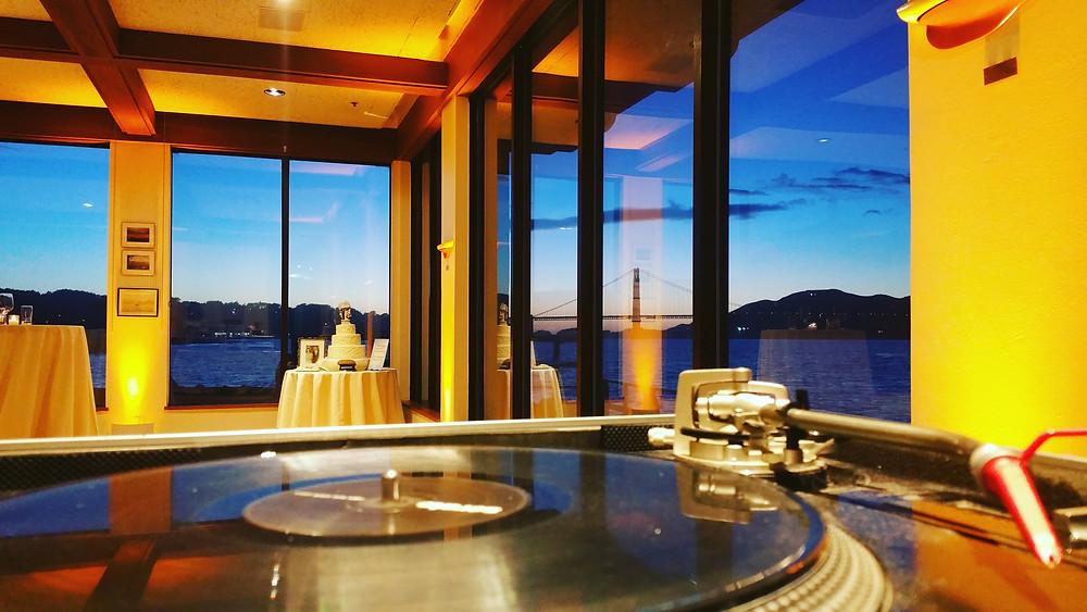 San Francisco DJ for event