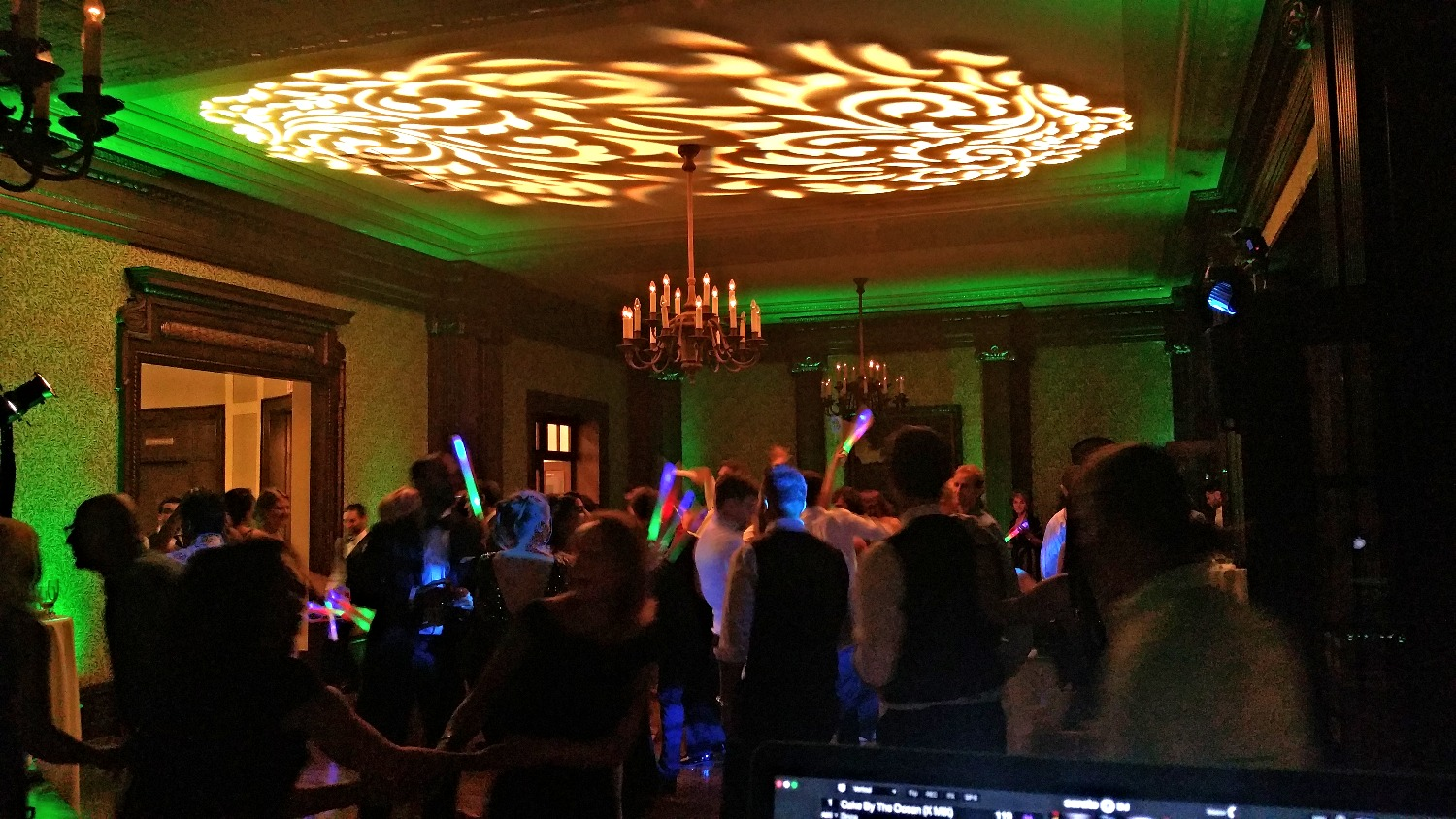 University Club San Francisco Wedding DJ_edited
