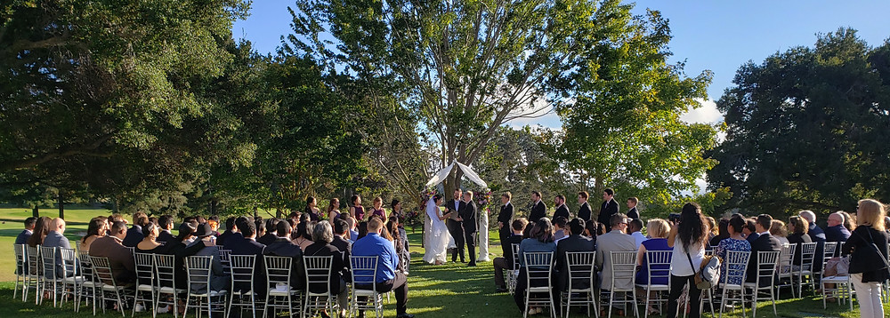 Sequoyah Country Club wedding photos