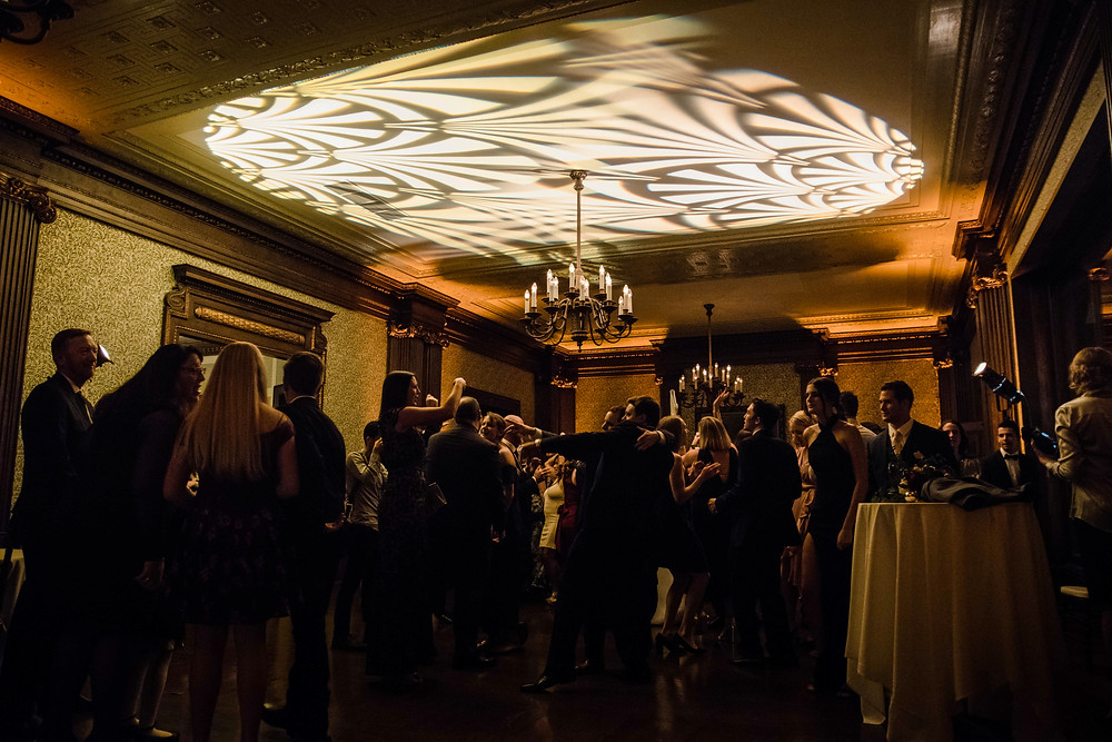 San Francisco Wedding DJ University Club