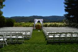 Harvest Inn Napa wedding DJ
