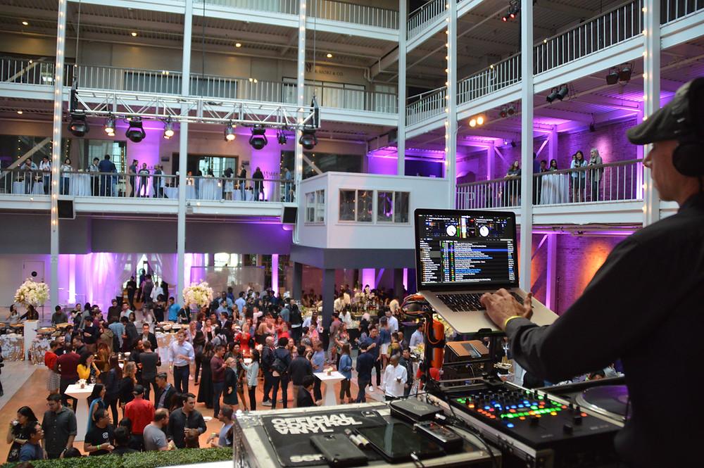 San Francisco DJ - DJ Jeremy @ Instagram Company Party