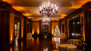 University Club of San Francisco Wedding | Wedding Lighting | DJ Jeremy Productions