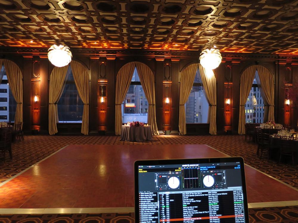 Julia Morgan Ballroom DJ