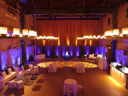 The Estate Yountville lighting