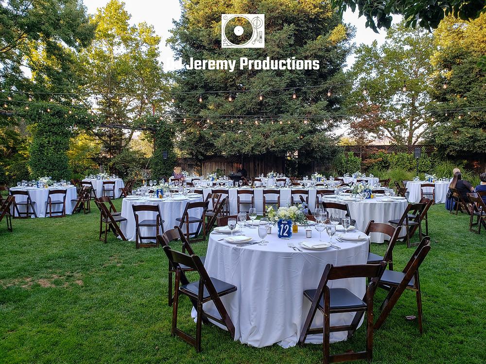 Tre Posti Garden Grove Dinner Wedding