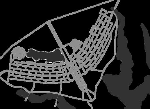 Mapa das edtchs de Brasília