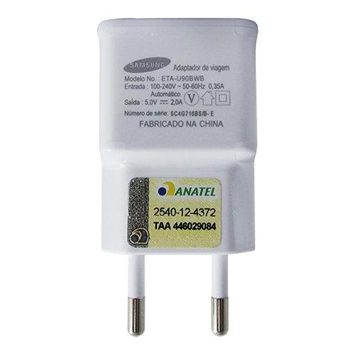 Carregador / Adaptador  5,0V 2,0A para Smartphones, Tablet Samsung Diversos Mode