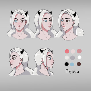 Melria Reference