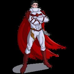 Super Hero commission