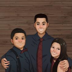 Kids commission