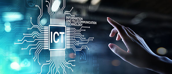 ICT - Information and communication tech