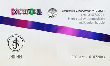 Nastro da ritmica 01072001 Fig art. 01072003 € 18,00