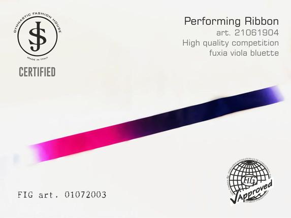 Nastro da ritmica 21061904 Fig art. 01072003 € 18,00 fig approved